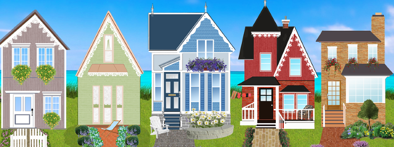 Houses Image Banner