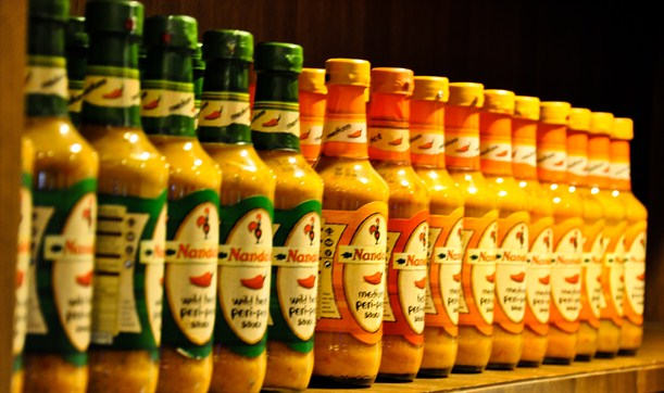diversification nandos To healthier offerings nandos has been able to remain competitive than its from product development and diversification nando's strength are mostly built.